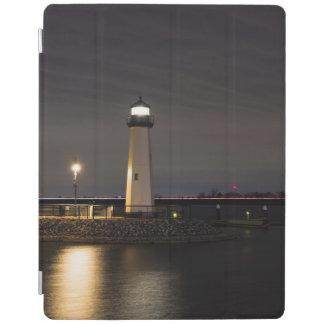 Lighthouse Rockwall Harbor iPad Smart Cover