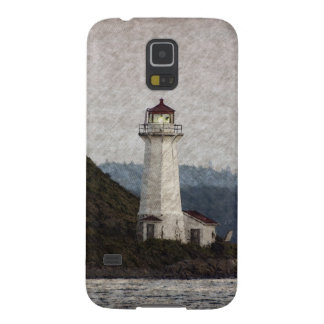 Lighthouse Scenic Art Phone Cases Galaxy S5 Cover