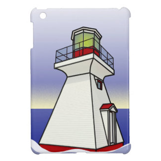 Lighthouse Sea Scene iPad Mini Covers