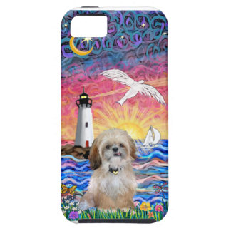 Lighthouse & Seagull - Shih Tzu (P) Case For The iPhone 5