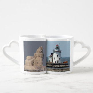 Lighthouse Seasons Lovers Mug