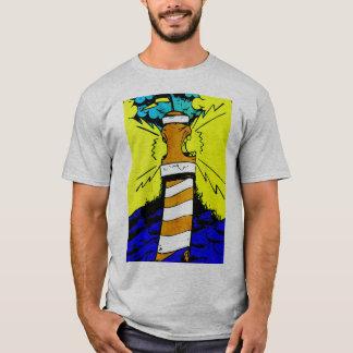 Lighthouse shouting Soader T-Shirt