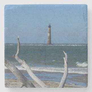 Lighthouse Sightseeing Stone Coaster