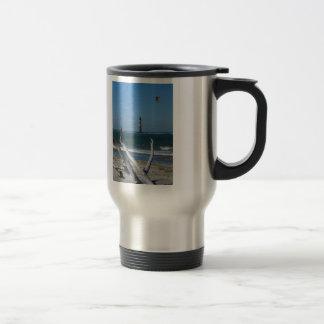 Lighthouse Sightseeing Travel Mug