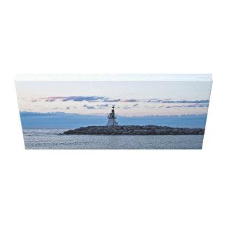 Lighthouse Southampton Ontario Canvas Print