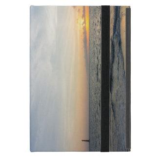 Lighthouse Sunrise Case For iPad Mini