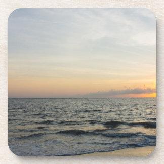 Lighthouse Sunrise Coaster