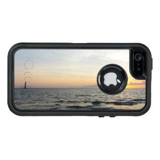 Lighthouse Sunrise OtterBox Defender iPhone Case