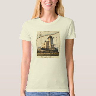 Lighthouse T-shirt, The Rondout Lighthouse T-Shirt