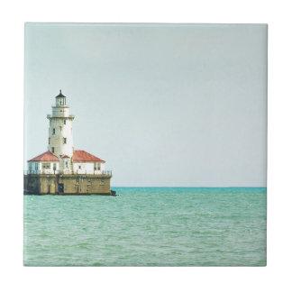 lighthouse tile