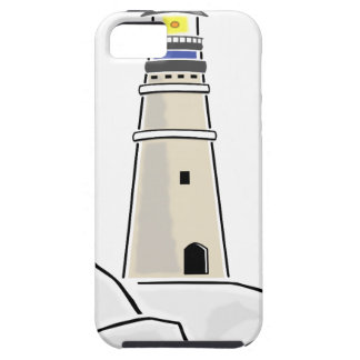 lighthouse tower design case for the iPhone 5