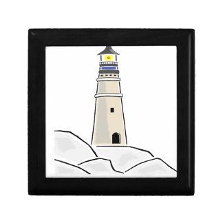 lighthouse tower design gift box