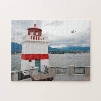 Lighthouse Vancouver. Jigsaw Puzzle