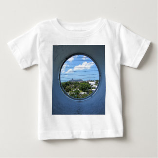 Lighthouse view of Mallory Square Baby T-Shirt
