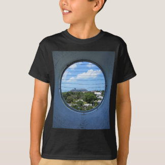 Lighthouse view of Mallory Square T-Shirt