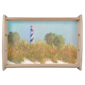 LIGHTHOUSE VIEW Serving Tray