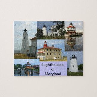 Lighthouses of Maryland Puzzle