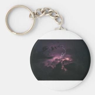 Lighting Bolt Keychain