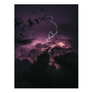 Lighting Bolt Postcard
