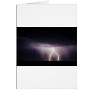 Lighting Bolt (Storm) Card