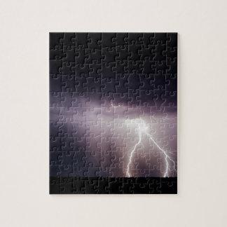 Lighting Bolt (Storm) Jigsaw Puzzle