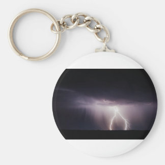 Lighting Bolt (Storm) Keychain