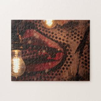 lighting jigsaw puzzle