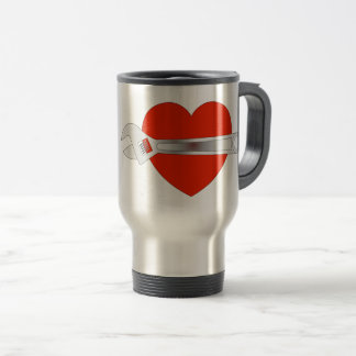 Lighting Love travel mug
