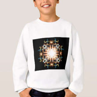 Lighting mandala sweatshirt