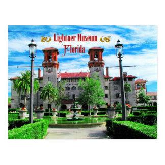 Lightner Museum, St. Augustine, Florida Postcard