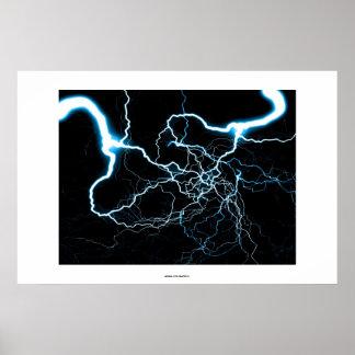 Lightning 12 poster