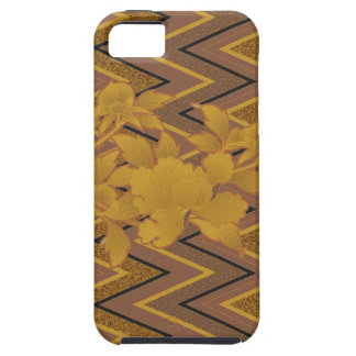 Lightning and Peonies iPhone 5 Case