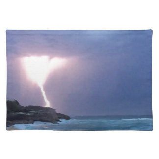 Lightning Beach Placemat