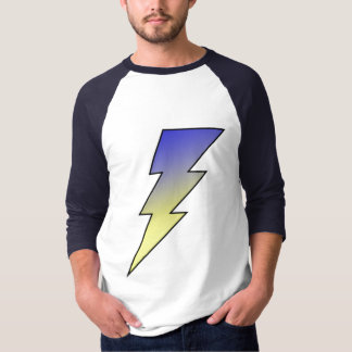 Lightning Bolt 3/4 sleeve shirt