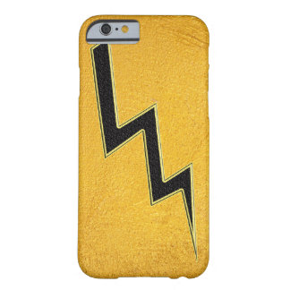 Lightning bolt barely there iPhone 6 case