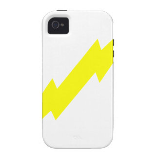 Lightning Bolt Case-Mate iPhone 4 Covers