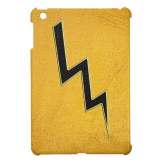 Lightning bolt iPad mini cover