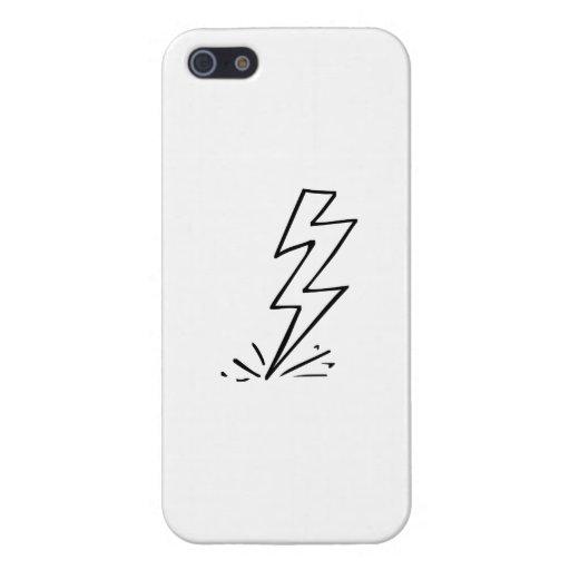 Lightning Bolt Case For iPhone 5