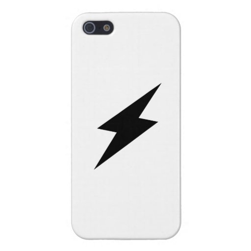 Lightning Bolt iPhone 5 Covers