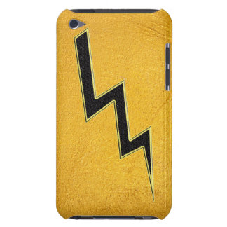 Lightning bolt iPod touch Case-Mate case
