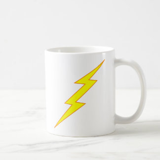 Lightning Bolt Mugs
