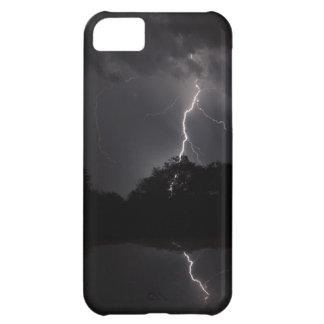 Lightning bolt phone case