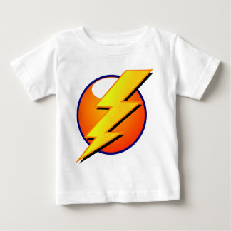 Lightning Bolt Ringer T-Shirt