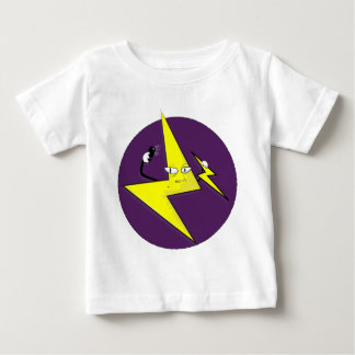 lightning bolt selfie baby T-Shirt