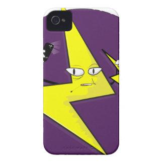 lightning bolt selfie Case-Mate iPhone 4 case