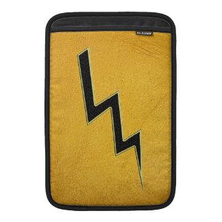 Lightning bolt sleeve for MacBook air