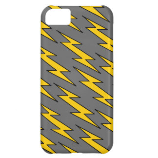 Lightning Bolts iPhone 5C Cover