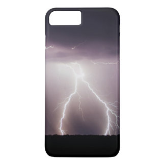 Lightning Bolts Electric Storm iPhone 7 Plus Case