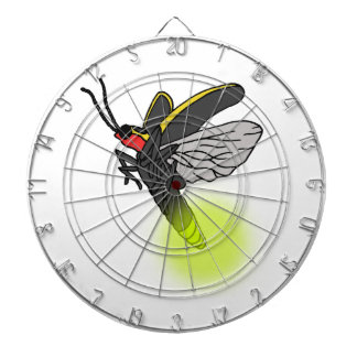 lightning bug flight 2 lit dartboard
