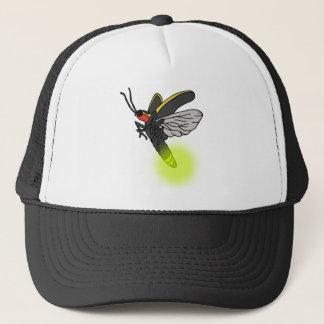 lightning bug flight 2 lit trucker hat